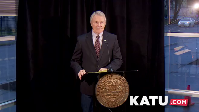 Gov. John Kitzhaber - Cover Oregon Press Conference - 1/9/2014 - Part 1