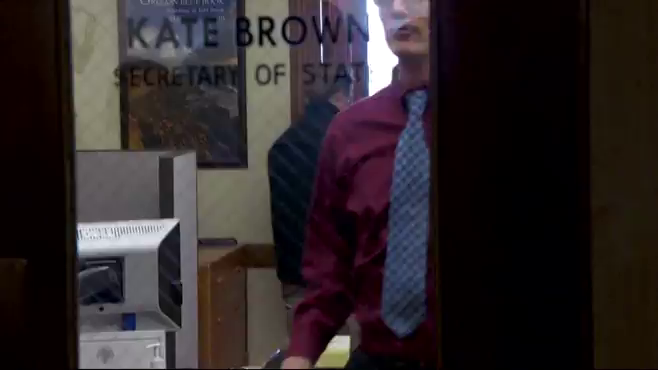 Secretary of State Kate Brown's statement following Kitzhaber's resignation announcement